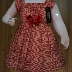 …Beautiful Cotton Frock For Girls Article K145