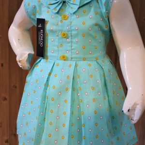 ….Beautiful Cotton Frock For Girls Article K195