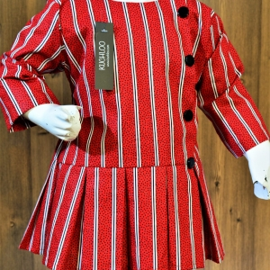 ..Beautiful Cotton Frock For Girls Article K191