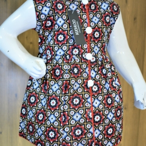 …Beautiful  Cotton Frock For Girls Article K171