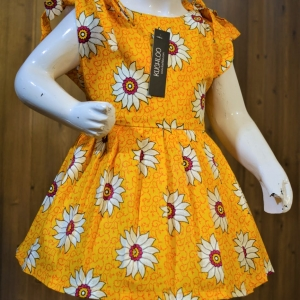 ….Beautiful Cotton Frock For Girls Article K174