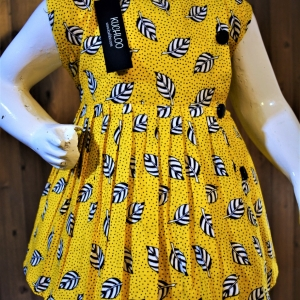 …Beautiful  Cotton Frock For Girls Article K186