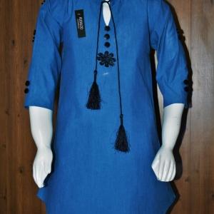 ..Beautiful Khadar Frock For Girls Article KW033