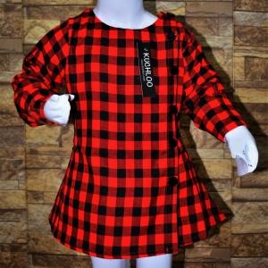 .Beautiful Acrylic Wool Frock For Girls Article KW013