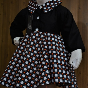 …Beautiful Cotton Frock For Girls Article K197