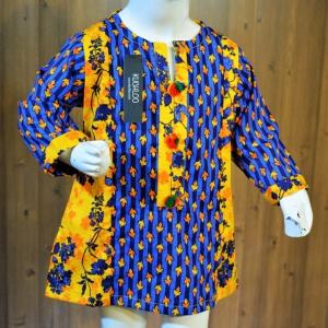 ……Beautiful Cotton Shirt For Girls Article k205