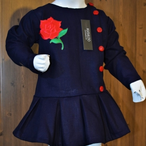 …….Imported Jeans Frock For Girls Article KW003